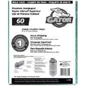 Coarse Premium Sandpaper 60 Grit - 120/Pack