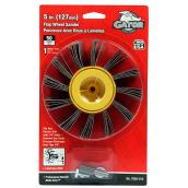 Metal and Plastic Flap Wheel 5