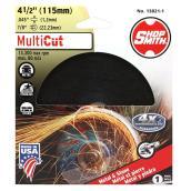 Cutting Wheel - MultiCut - 4 1/2