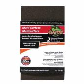 Multi-surface Sanding Sponges - Fine/Medium - Pk/2