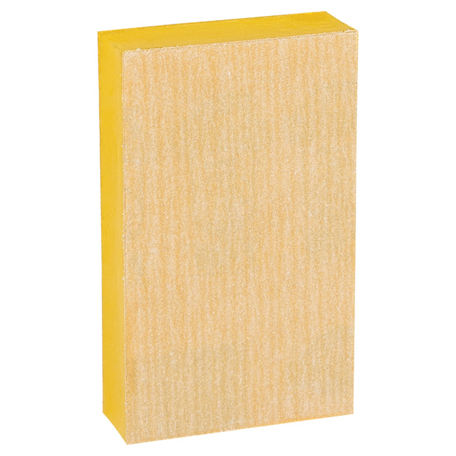 Éponge à poncer supérieure de finition, grain 400, 3x 5po