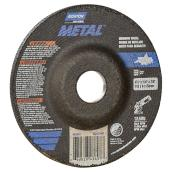 Metal Depressed Centre Grinding Wheel - 4 1/2