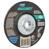 Masonry Depressed Centre Grinding Wheel - 4.5""