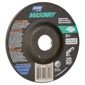 Depressed Centre Masonry Wheel - Type 27 - 4 1/2""