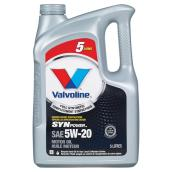 5W-20 SynPower(TM) Synthetic Motor Oil - 5 L
