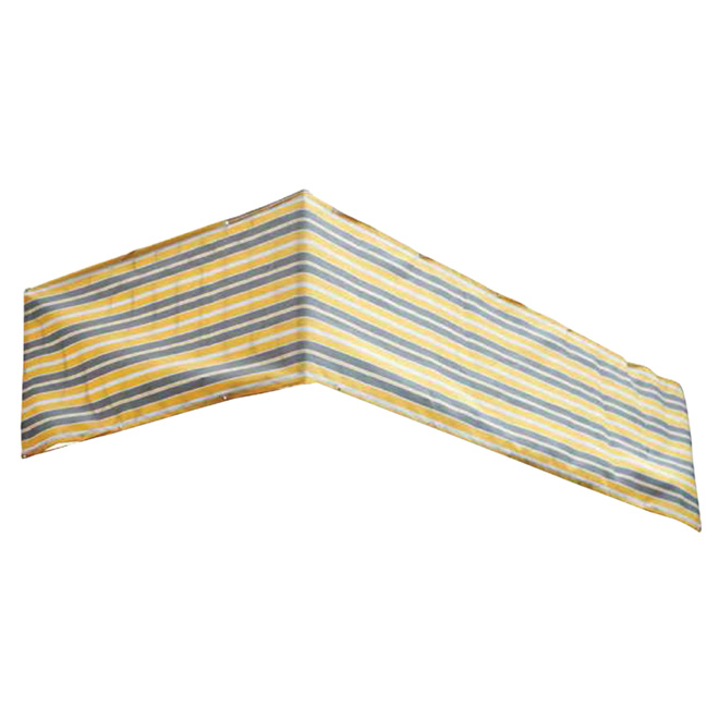 """Privacy Balcony Cover - 30"""" - Yellow"""