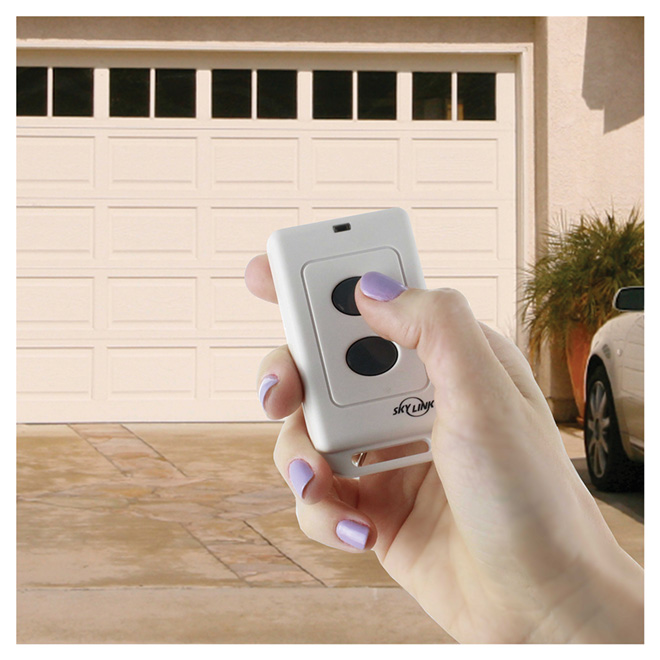 Univertal Remote Control for Garage Door
