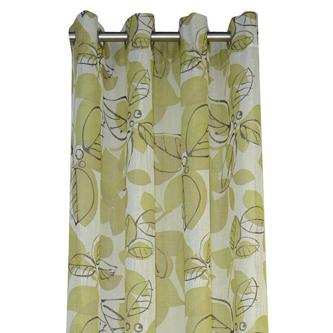 """""""Kensington"""" Grommets Curtain Panel"""