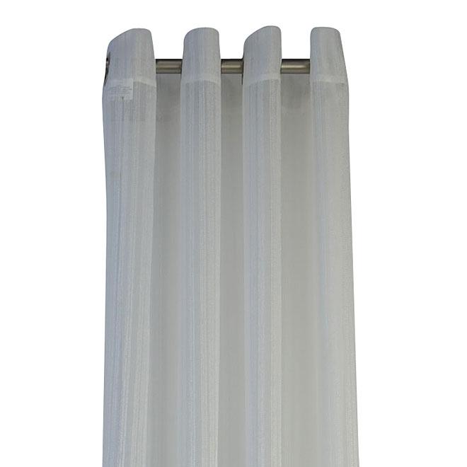"""Skyline"" Grommets Curtain Panel"
