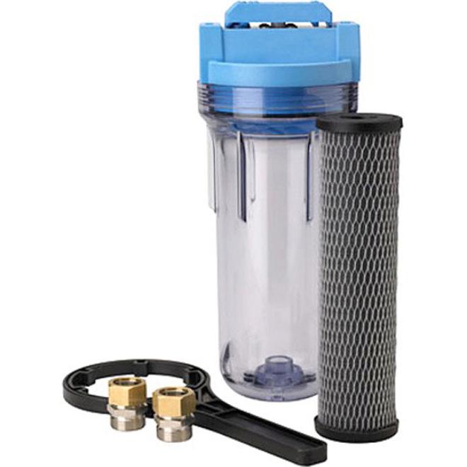 """Système de filtration d'eau OmniFilter, 3/4"""""""