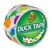 Duck Tape, taches de peinture