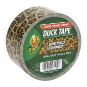 Duck Tape, motif léopard