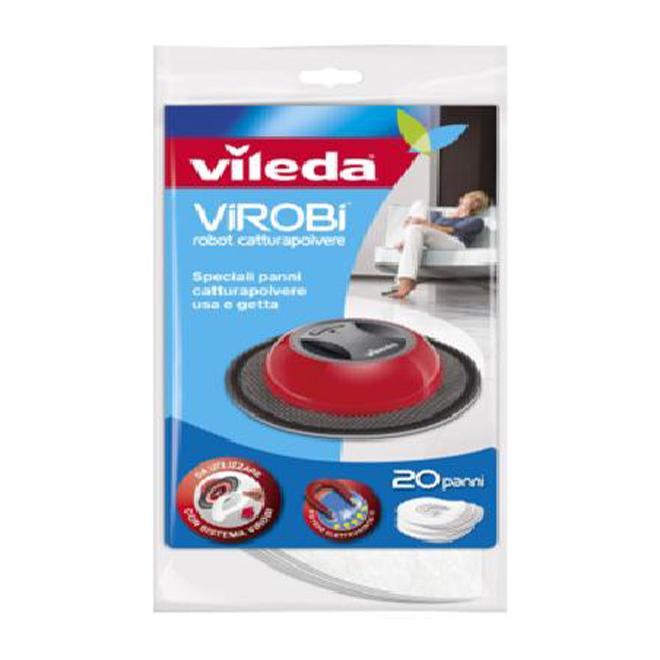 Lingette de nettoyage «Virobi»