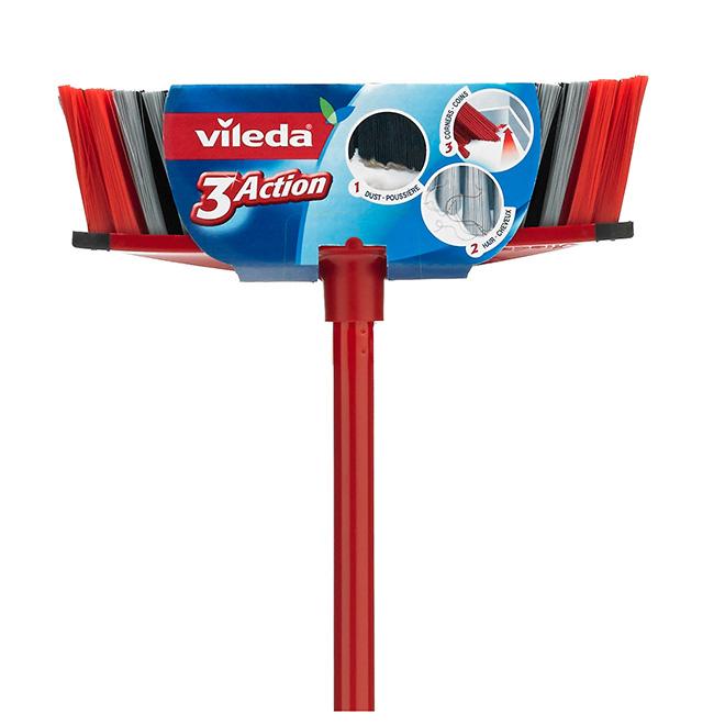 Balai droit «Vileda 3Action»