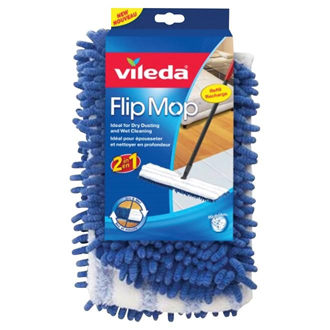 Recharge pour vadrouille Vileda
