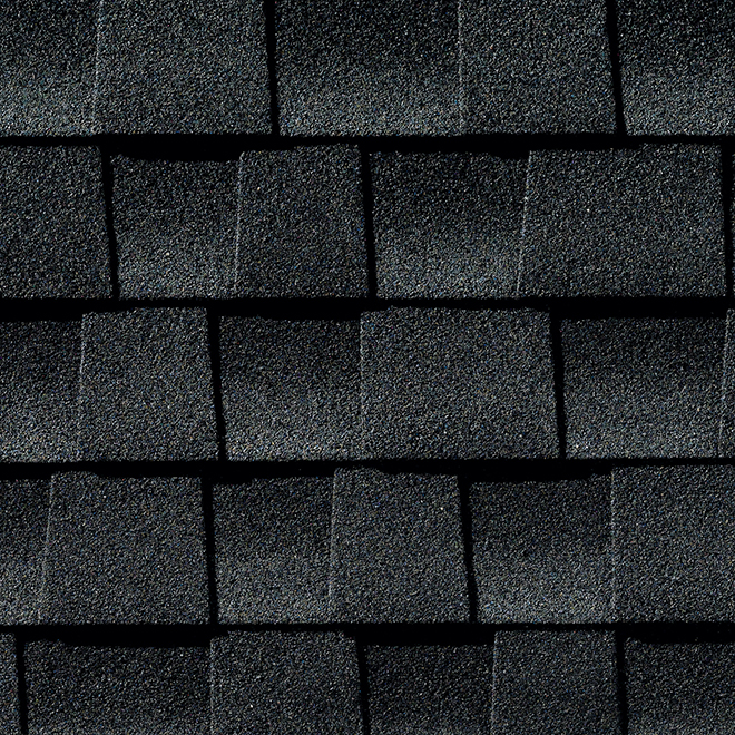 """Timberline HD"" Roofing Shingle - 3.33 sq. ft. - Charcoal"