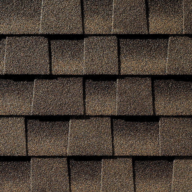 """Timberline HD"" Roofing Shingle - 3.33 sq. ft. - Barkwood"