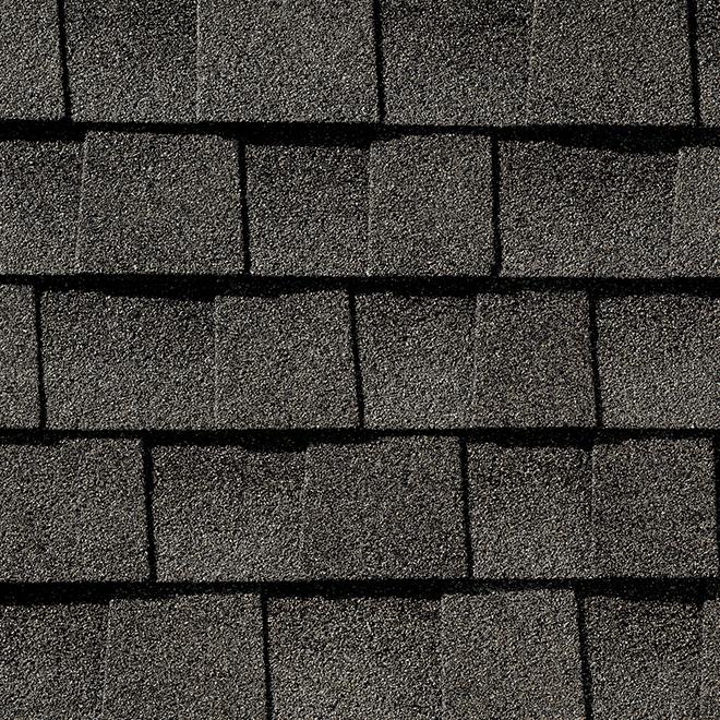 Bardeaux de toiture «Timberline HD», 3,33 pi², bois flotté