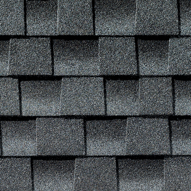 """""""Timberline HD"""" Roofing Shingle - 3.33 sq. ft. - Pewter Grey"""