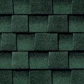 Timberline(R) Roofing Shingle - Asphalt - Hunter Green