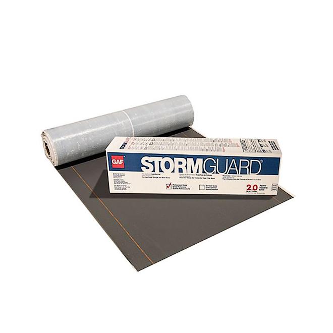 """Membrane d'étanchéité Stormguard, 66,7' x 36"""""""