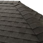 Asphalt Shingle - 25 Linear Foot - Charcoal