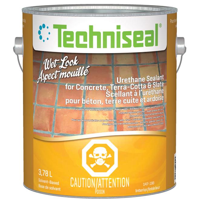 Scellant à l'uréthane pour terre cuite