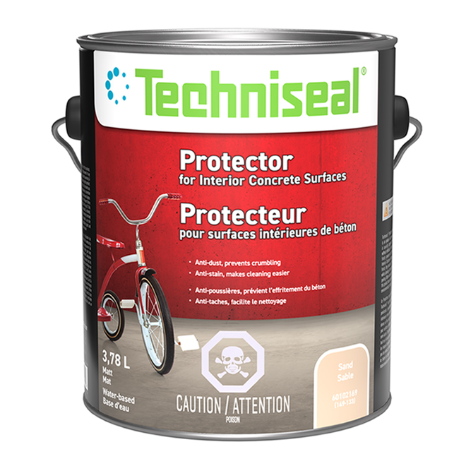 Interior Concrete Surfaces Protector