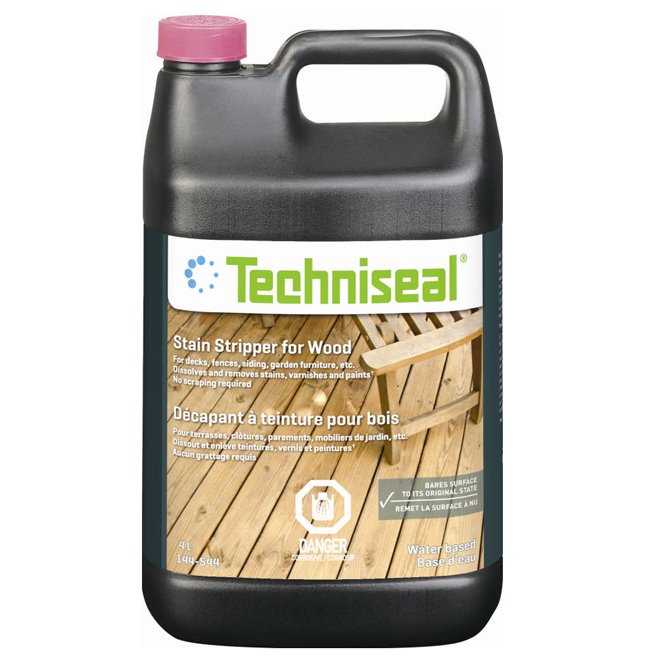 TECHNISEAL Stain Stripper - 4 L 144-544 | RONA