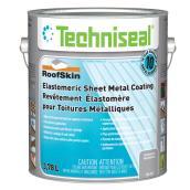 Revêtement élastomère pour toitures métalliques
