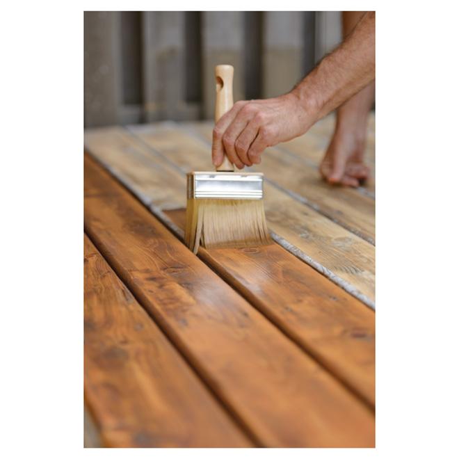 Protecteur sans entretien pour bois