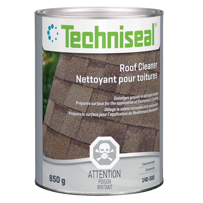 Nettoyant pour toitures