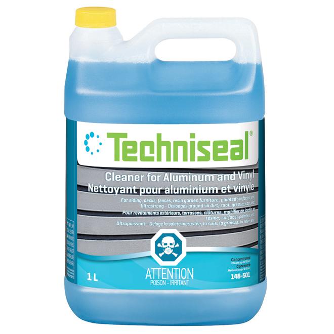 Techniseal Cleaner for Aluminum and Vinyl 148-501