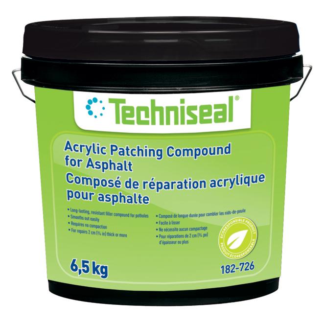 Composé de réparation acrylique pour asphalte