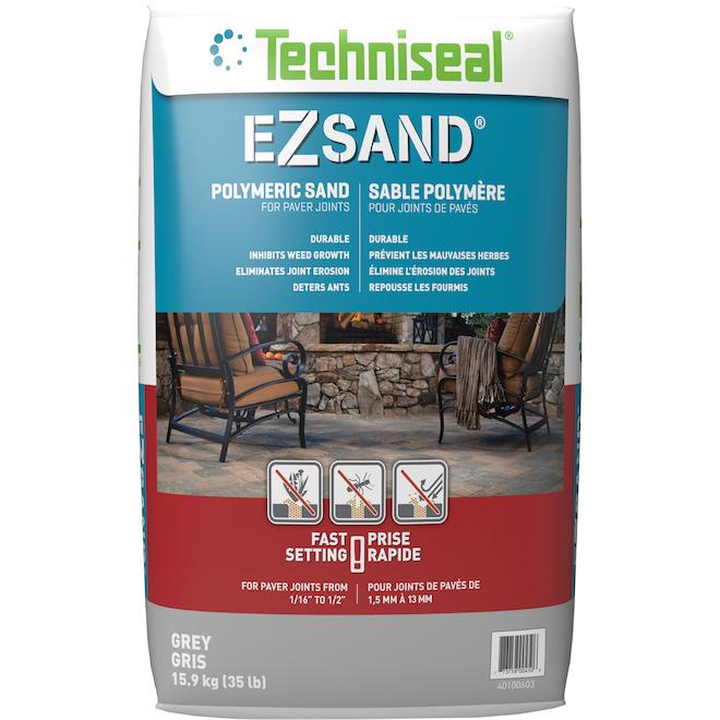 Ez Sand Techniseal - Polymeric Sand - 15.9 kg - Grey