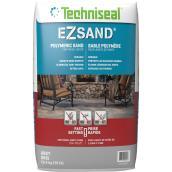 Sable polymère, Ez Sand Techniseal, 15,9 kg, gris