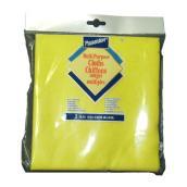 Chiffons réutilisables tout usage en polyester, paquet de 3