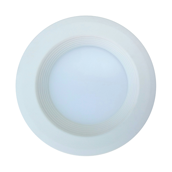 """Utilitech 4 In White Integrated Led Remodel Recessed Light: UTILITECH Color-Changing LED Recessed Light- 4"""""""