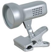 Mini lampe à pince
