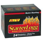 Fire Starter - natural wood - Box of 24