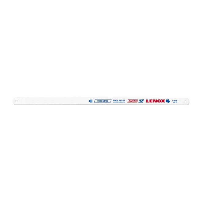 Lenox 10-in Hacksaw Blade 20163T018HE