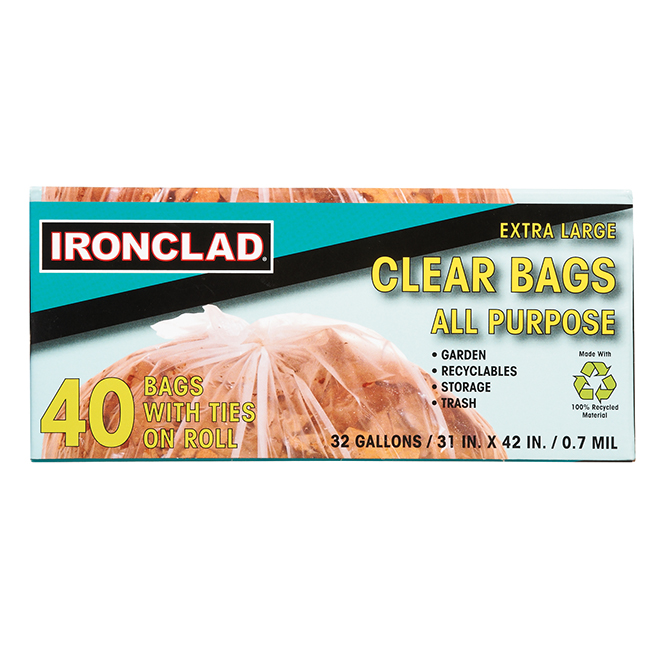 Iron Clad All Purpose Bags 130440