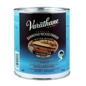 Varathane Diamond Floor Stain - 946 ml - Clear Gloss