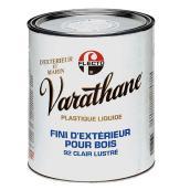 Finition diamant pour bois à base d'huile « Varathane »