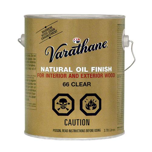 Fini naturel à l'huile