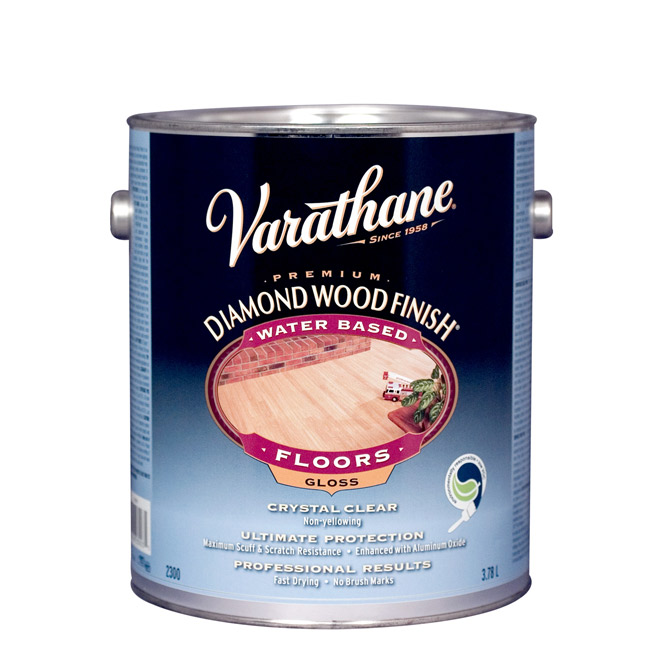 """Varathane"" Diamond Latex Varnish"