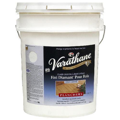 Varathane pour plancher, 18.9lt