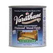 Exterior wood varnish
