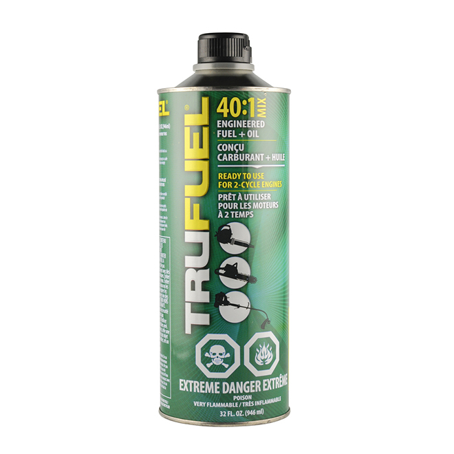Carburant «Trufuel» prémélangé 32 oz