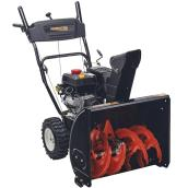 "2-Stage Snowblower - 24"" - Yellow - 179 CC"